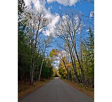 A Door County Fall Photographic Print