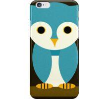 Teal Owl iPhone Case/Skin