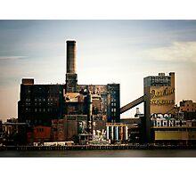 Sugar Factory - Brooklyn - New York City Photographic Print