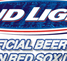 Red Sox Beer Sticker