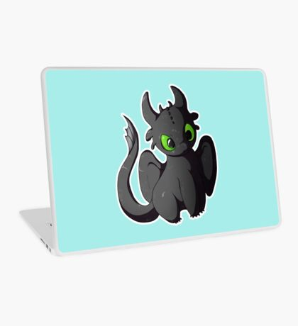 Toothless Laptop Skin