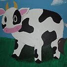 Moo? by Loretta Marvin