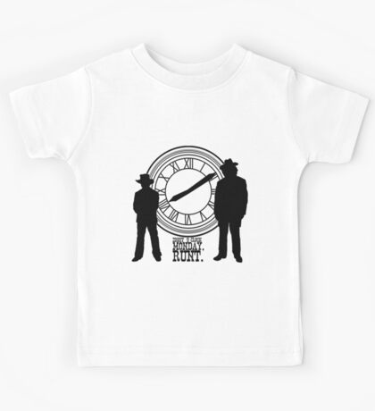 Eight o'clock, runt. Kids Tee