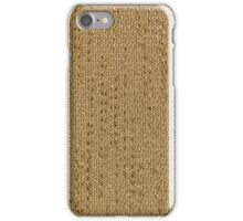 Golden mesh iPhone Case/Skin