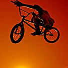 Bmx rider by homydesign