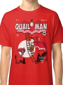 The Dark Quail Classic T-Shirt