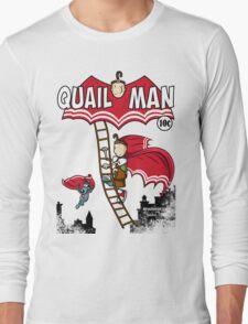 The Dark Quail Long Sleeve T-Shirt