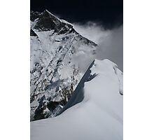 Lhotse From Island Peak Photographic Print