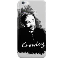 Crowley- Darkness & Deliverance iPhone Case/Skin