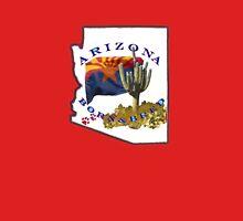 ARIZONA- Born and Bred Unisex T-Shirt