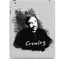 Crowley- Darkness & Deliverance iPad Case/Skin