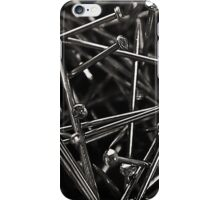 Pins and Needles iPhone Case iPhone Case/Skin