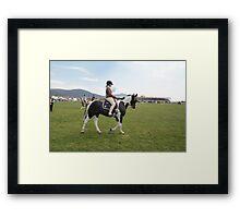 For sale Great Pony - Royal Hobart Show 2011 Framed Print