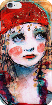 Circus Girl by Maria Pace-Wynters
