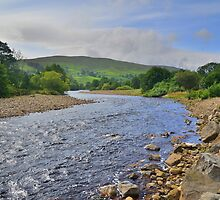 Yorkshire: The River Swale by Rob Parsons