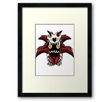 Chibi Nine Tailed Fox Framed Print