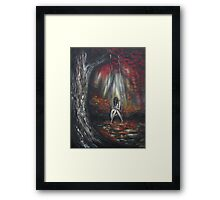 Ignored Abandoned And Alone Again Framed Print