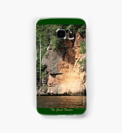 The Great Thinker Samsung Galaxy Case/Skin