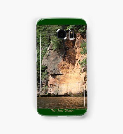 The Great Thinker Samsung Galaxy Case/Skin