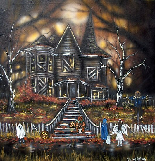 One Spooky Night by Sherry Arthur
