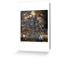 One Spooky Night Greeting Card