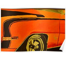 396 SS Camero Poster