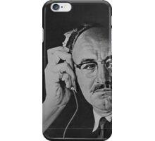 conversation iPhone Case/Skin