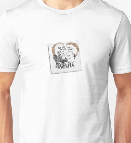 Fart jokes are stupid Unisex T-Shirt