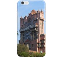 Hollywood Studios Tower of Terror iPhone Case/Skin