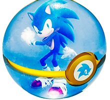 Sonic by SALSAMAN