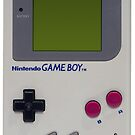 Gameboy - Galaxy S Retro Series by Charles Caldwell
