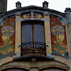 Art  Nouveau in Brussels by bubblehex08