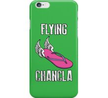 Flying Chancla iPhone Case/Skin