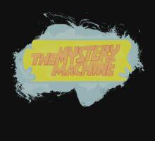 The mystery machine Kids Tee