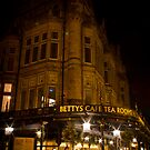 Bettys At Night by Alf Myers