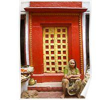 Varanasi Door 6 Poster