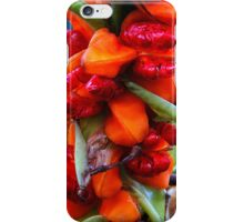 Floral Kebab iPhone Case/Skin