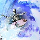Skeleton Surfing by Carol and Mike Werner