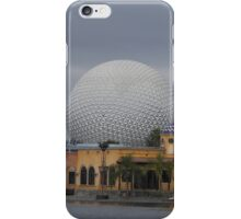 Epcot and World Showcase iPhone Case/Skin