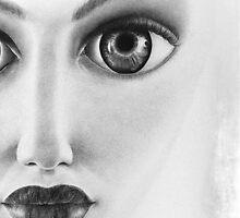 Yes, I'm keeping an eye on you. by Cynthia Lund Torroll