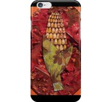CORN AND THANKSGIVING 1 iPhone Case/Skin