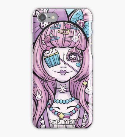 Sweet Lolita Girl iPhone Case/Skin