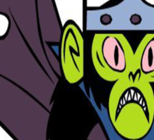 Mojo Jojo - The Powerpuff Girls Sticker