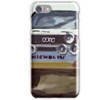 Audi S4 Sport Quattro iPhone Case/Skin