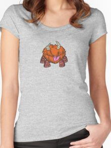 Chester, Don't Starve Women's Fitted Scoop T-Shirt
