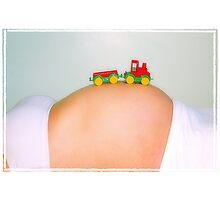 It's a boy  by Rochelle Boardman