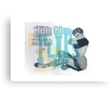 GoFlipsBaby Canvas Print