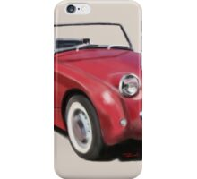 Austin Healey Sprite iPhone Case/Skin