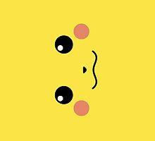 Pikachu by StevePhoenix