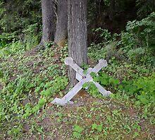 Native Grave, Hoonah Alaska by creativegenious